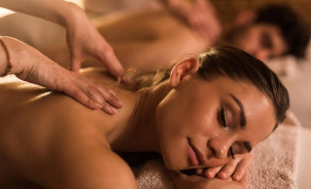 Relájate, toma un masaje descontracturante