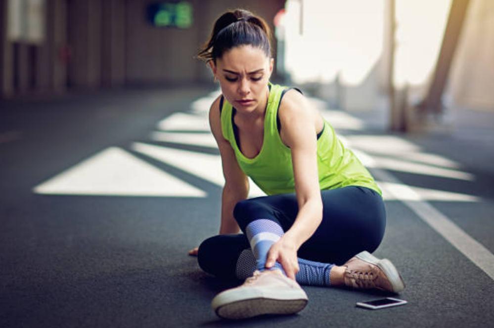 Rehabilitación física después de una lesión muscular